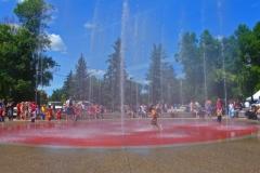 Lethbridge Rotary Water Park - Galt Gardens - Street Machine Weekend, July 2011