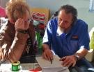Dan explains inspection findings 2014